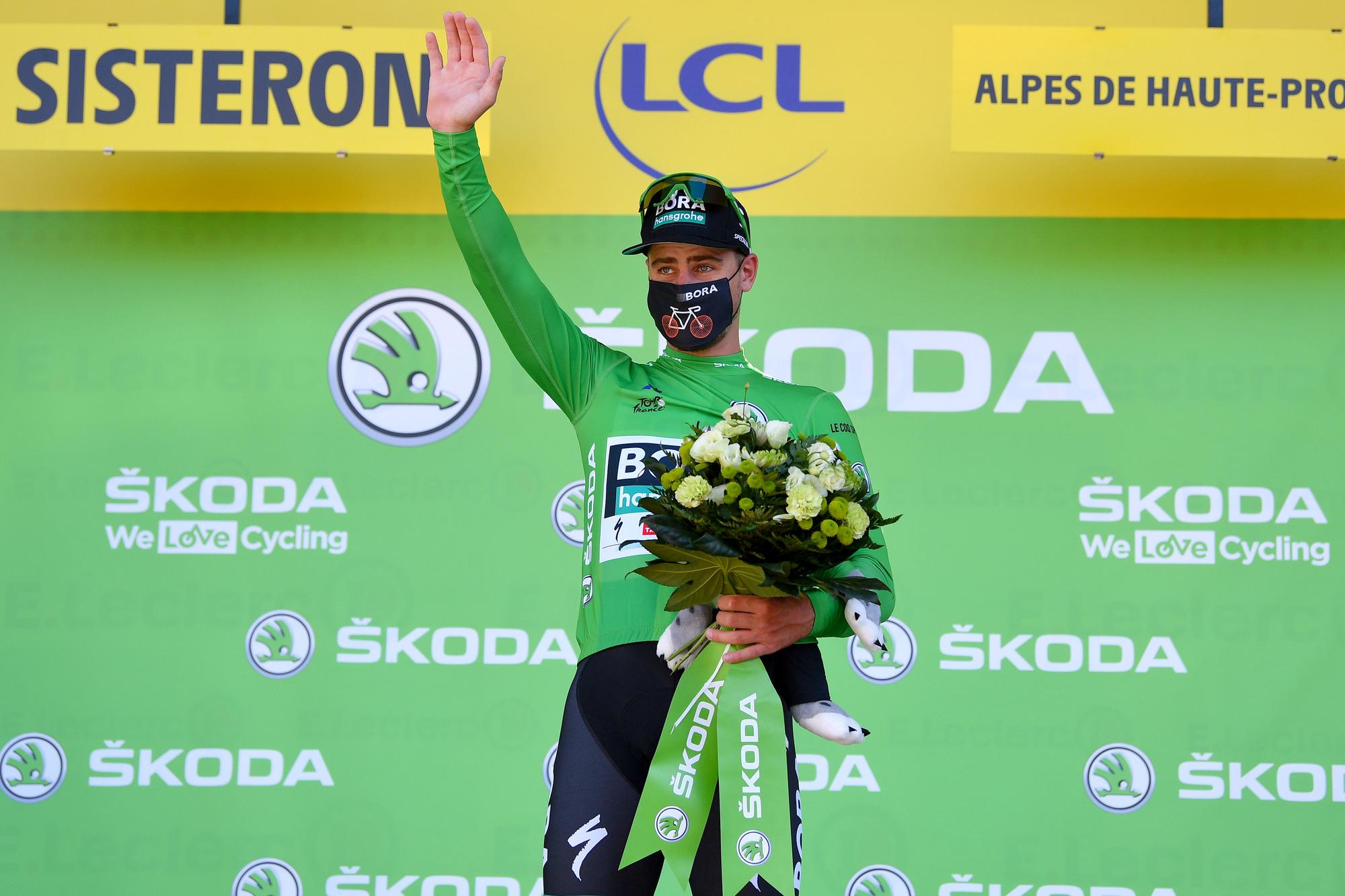 Peter Sagan takes Tour de France green jersey number 126 | Cyclingnews