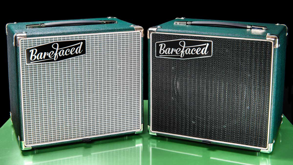 Barefaced Audio debuts ultra-lightweight GX guitar cabs with innovative new enclosure design