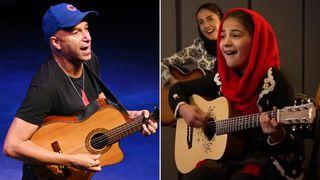 Tom Morello / Girl with a Guitar