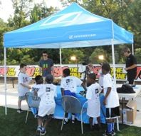 Sennheiser Introduces Children to Sports Broadcasting