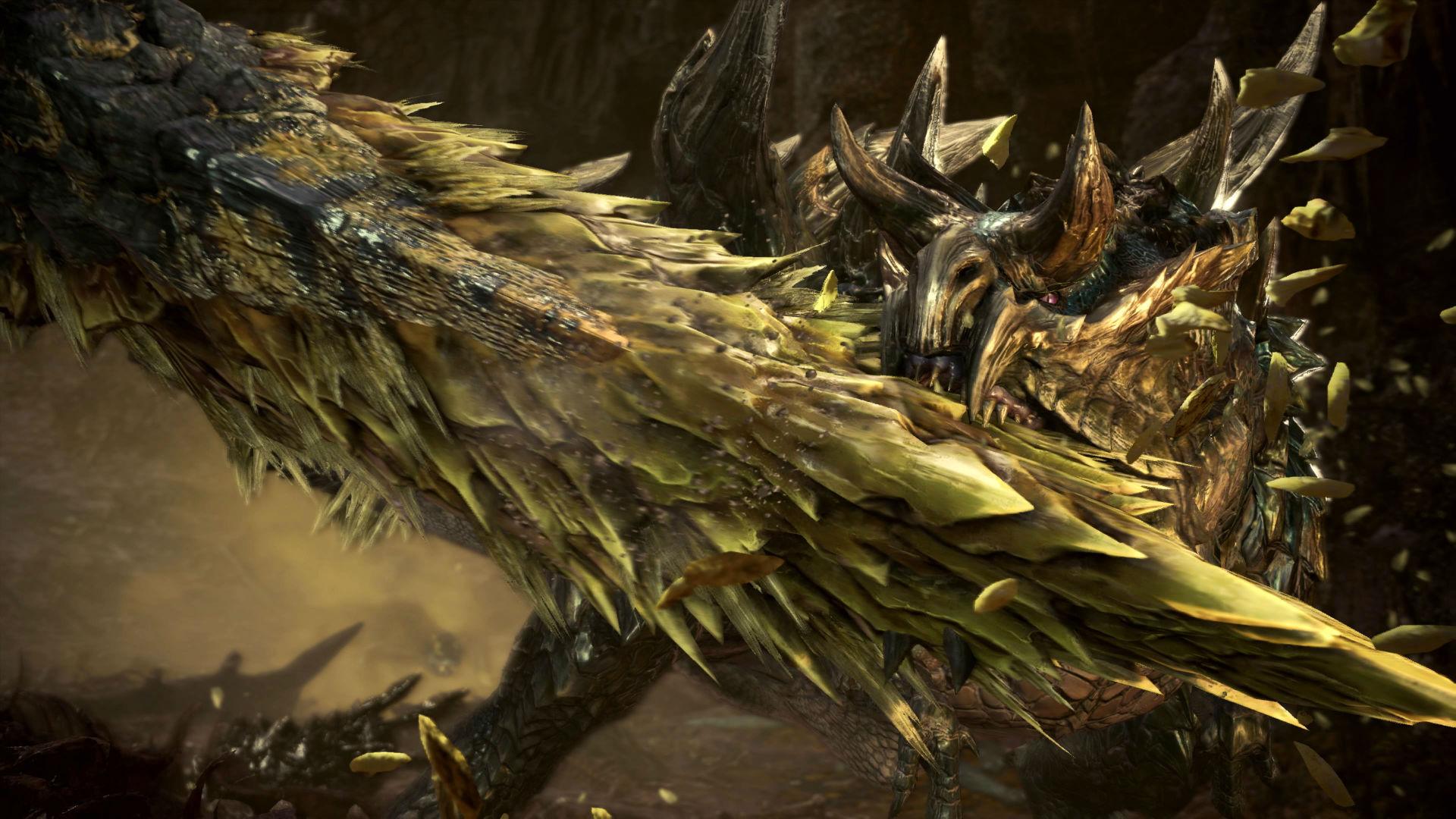 MHW Iceborne Glavenus weakness: how to get Acidic Glavenus armor in Monster Hunter World: Iceborne | PC Gamer