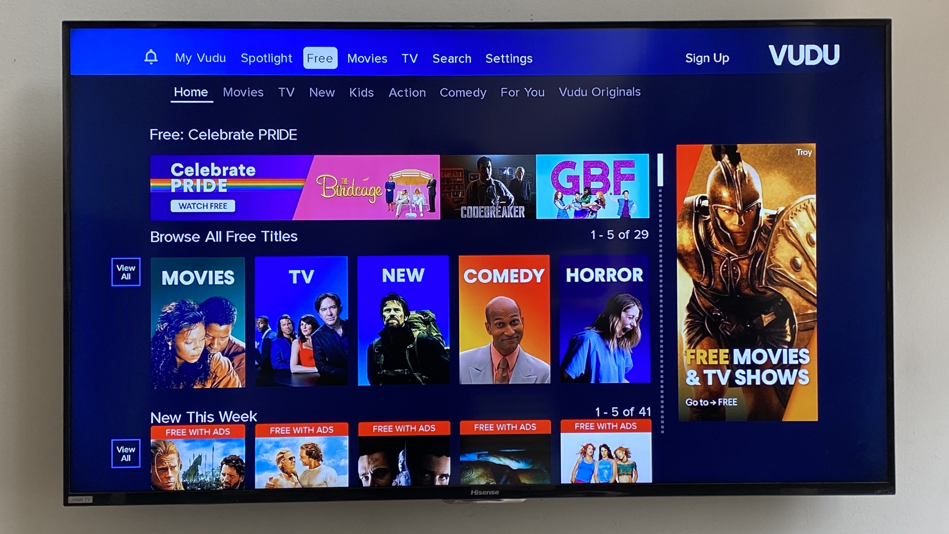 The Best Free Streaming Services Tom S Guide