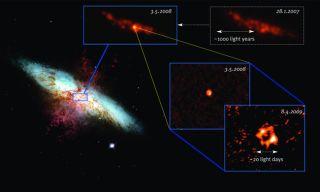 Hidden Radio Supernova Finally Found