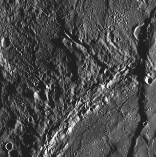 New Theory Explains Mercury's Mysterious Cliffs