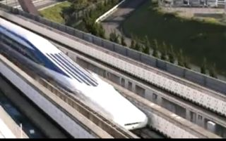 maglev-train
