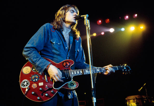 Gear Talk with Former Ten Years After Guitarist Alvin Lee