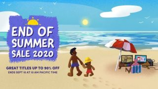 Humble Bundle end of summer sale