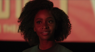 Monica Rambeau (Teyonah Parris) finds out what her future holds at the end of 'WandaVision.'