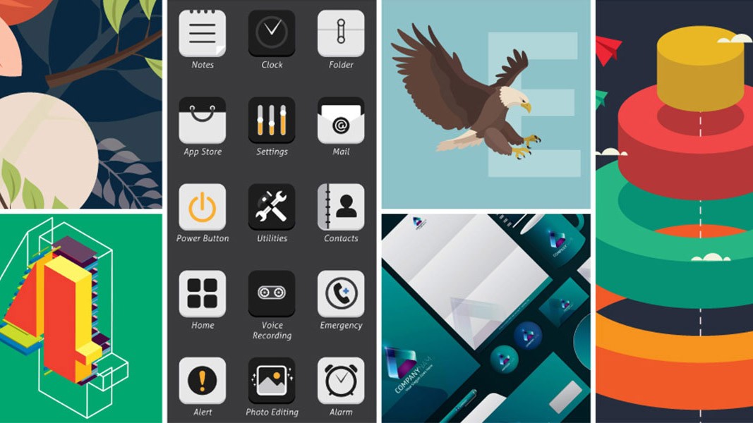 Access a huge supply of vector graphics for just $34.99