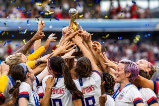 USA Women Women's World Cup winners