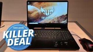 Asus TUF gaming laptop