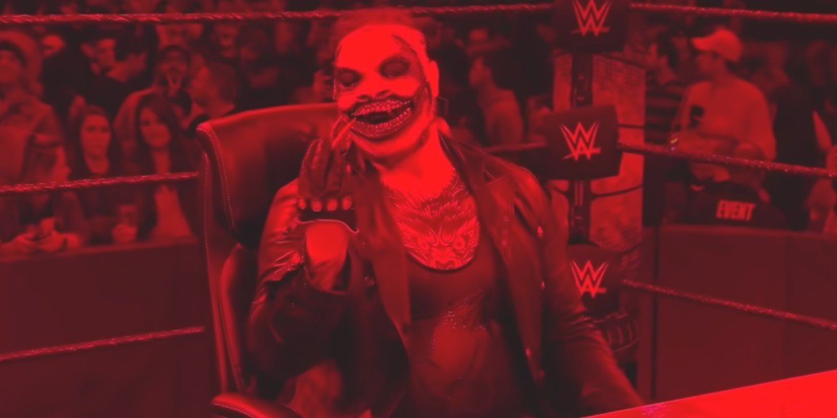 Bray Wyatt is a monster of multiple faces