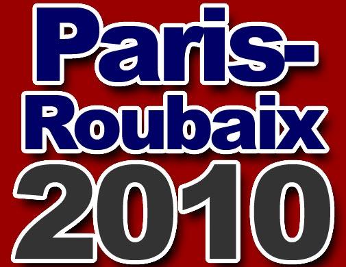 Paris-Roubaix 2010 logo