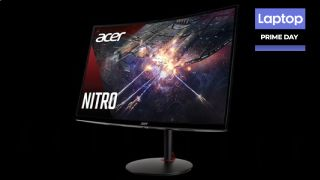 Prime Day gaming monitor deal