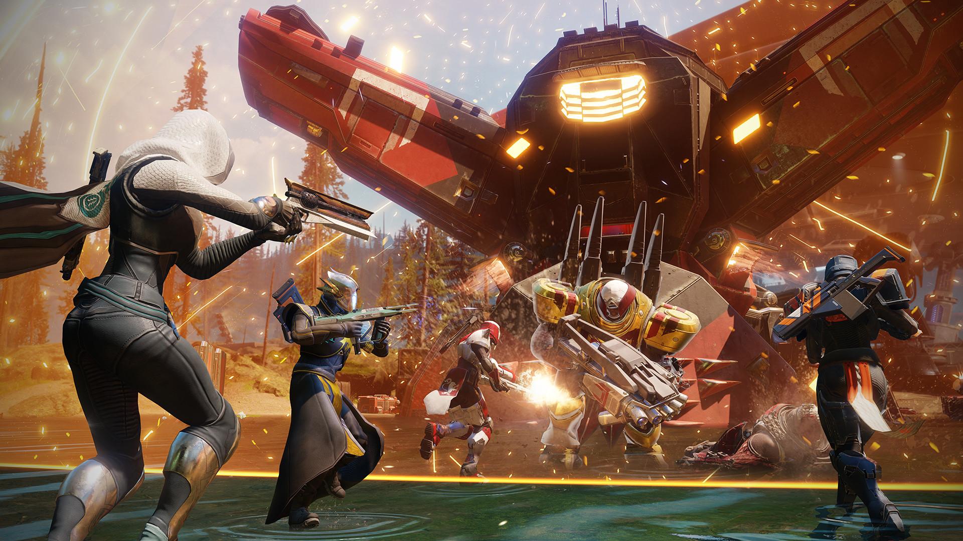 The best games like Diablo: Destiny 2