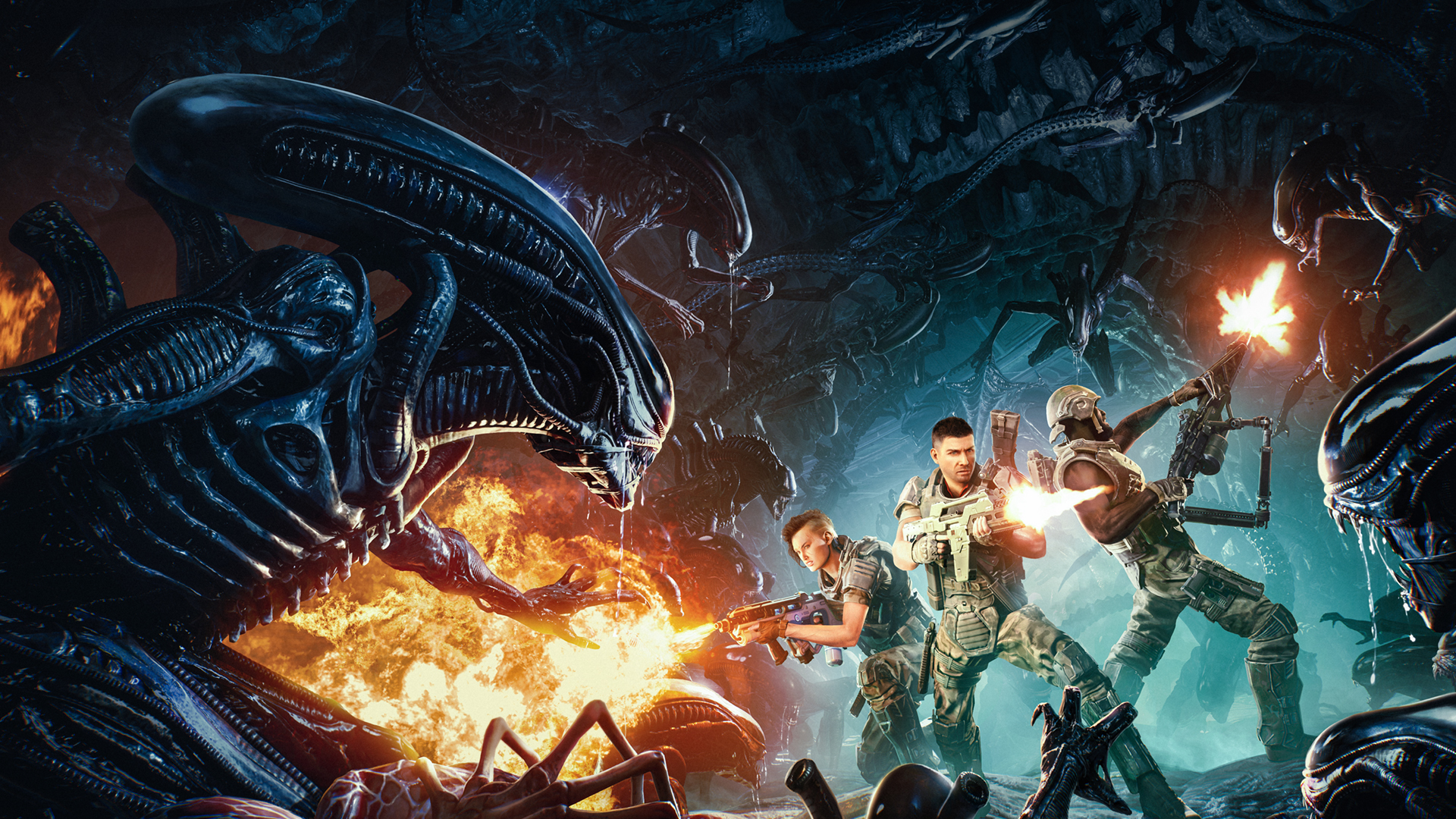 Left 4 Dead-inspired co-op shooter Aliens: Fireteam feels like a step backwards after Alien: Isolation