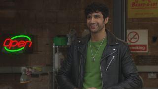 Shaq Qureshi in Hollyoaks
