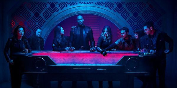 agents of shield season 6 cast last supper abc marvel