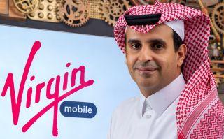 Yaarob Al Sayegh, CEO of Virgin Mobile Saudi Arabia