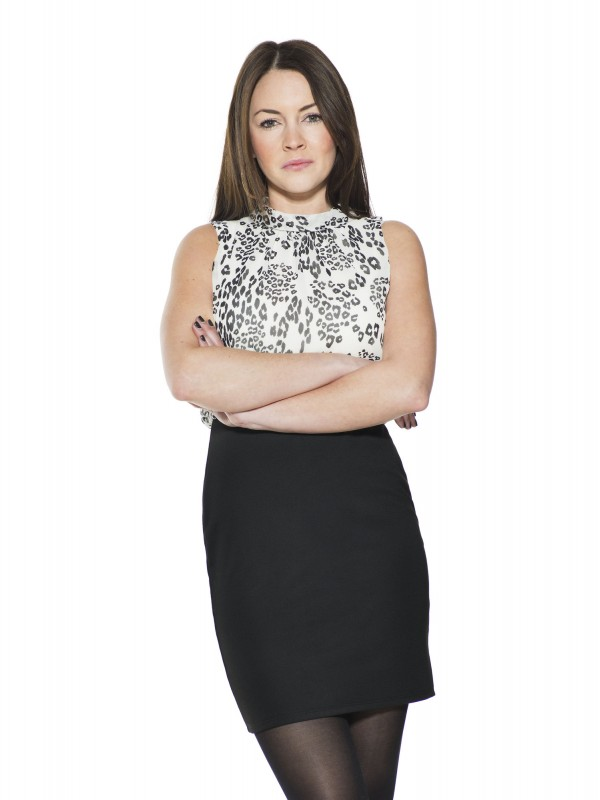 Stacey Branning is played by Lacey Turner