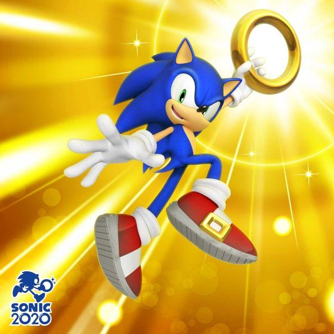 Sega Is Promising Lots Of Sonic The Hedgehog News In 2020 Pc Gamer