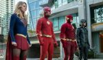 Supergirl Ending Reveals Elseworlds Crossover Introduction For John Wesley Shipp's 1990s Flash