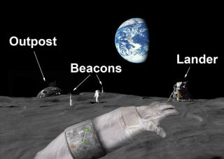 Future Moonwalkers Will Have High-Tech Maps