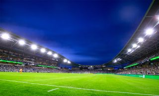 Allianz Field in Saint Paul, MN, the new home of the Minnesota United of MLS, uses VITEC's EZ TV IPTV and Digital Signage Solution to distribute video feeds and signage to screens throughout the stadium.