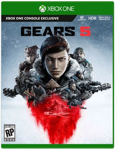 Gears of War 5 leak reveals the box art and maybe even its release ...