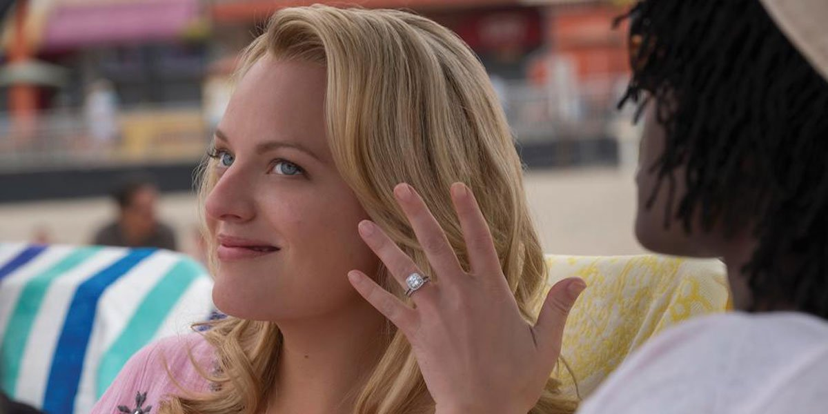 Elisabeth Moss getting married in Us, wants to be in a rom-com
