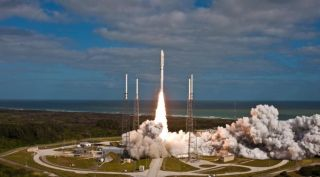 Atlas V 541 launch