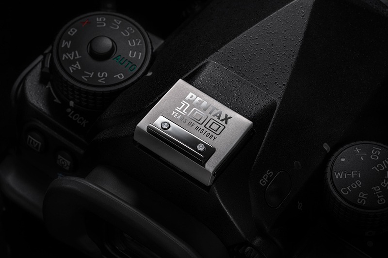 Pentax celebrates 100th anniversary with…limited edition $50 hot shoe cover? | Digital Camera World