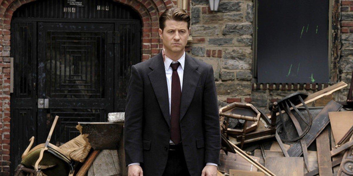 Ben McKenzie on Gotham