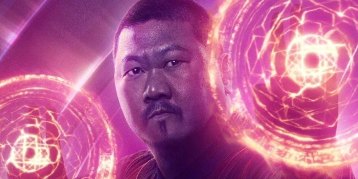 Wong's Infinity War poster