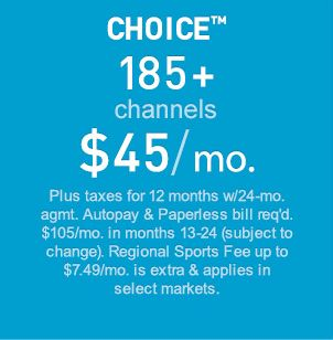 The best DirecTV packages and deals available in September