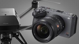 Sony FX3 Airpeak drone