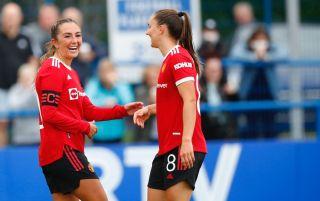 Katie Zelem, Manchester United women | Manchester United v Reading live stream