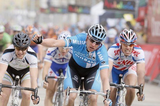 Alessandro Petacchi Ruta del Sol stage 4