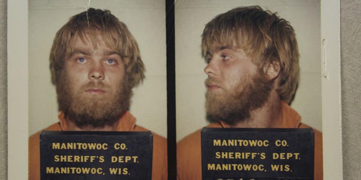 The mugshot of Steven Avery, the subject of Making a Murderer