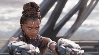 Letitia Wright will return as Shuri in Black Panther 2: Wakanda Forever