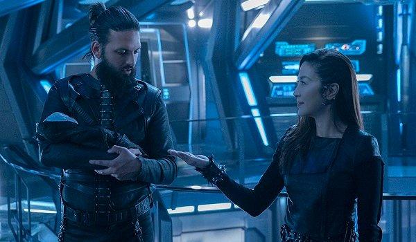 Ash Tyler Georgiou Star Trek: Discovery cbs all access