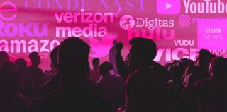 A NewFronts graphic