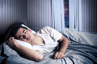 Falling asleep is a gradual process.