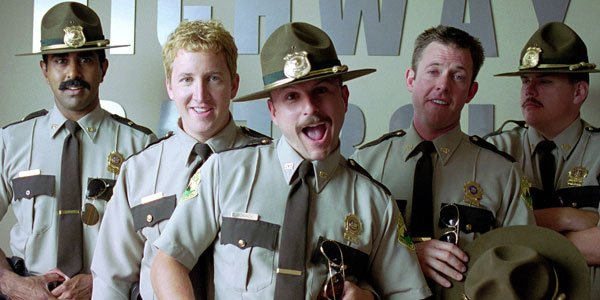 The Broken Lizard Tour