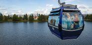 Walt Disney World's Skyliner Gets Stuck Again, Leaving Guests Hanging