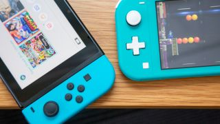 Nintendo Switch Lite vs Nintendo Switch