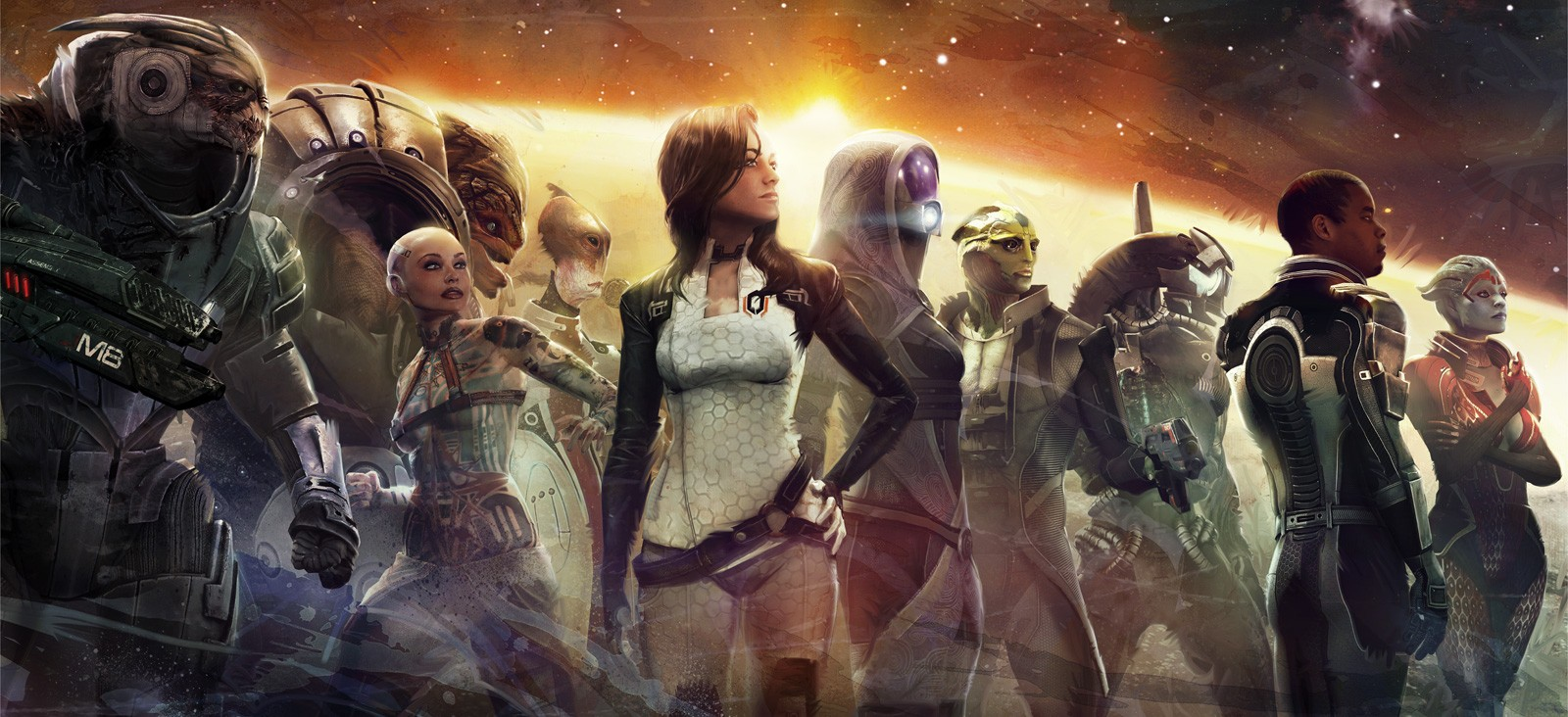 Here Is The Best Mass Effect Merchandise In The Galaxy Pc