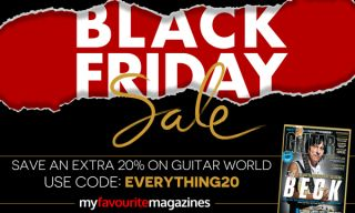 Guitar World Subscription
