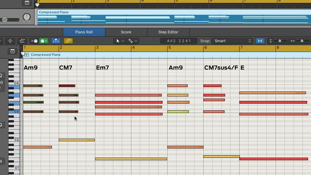 Chord Drum key