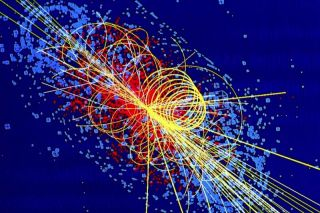 Higgs Boson Particle Simulation